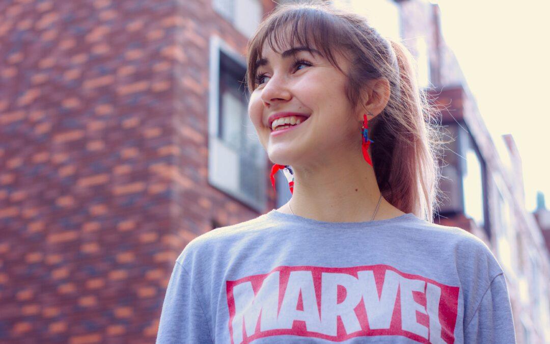 Capitana Marvel: una de las pocas mujeres que alcanzó un protagónico empresarial